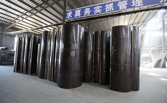 圆形柱子模具