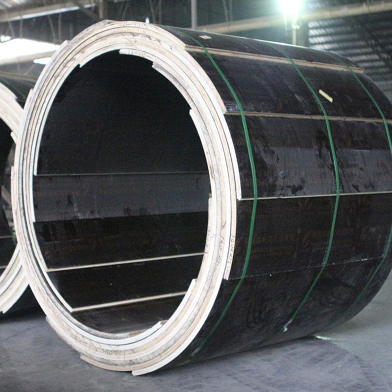 木制圆柱形模板 D1600mm~4200mm大直径圆