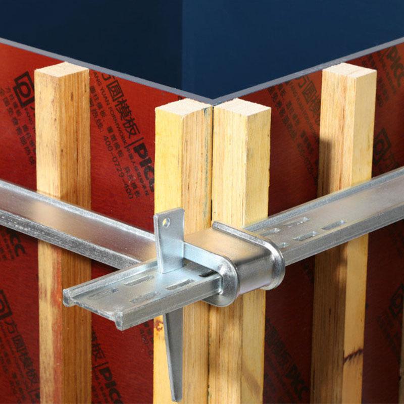 方圆扣700~1000mm柱子模板加固施工 方圆