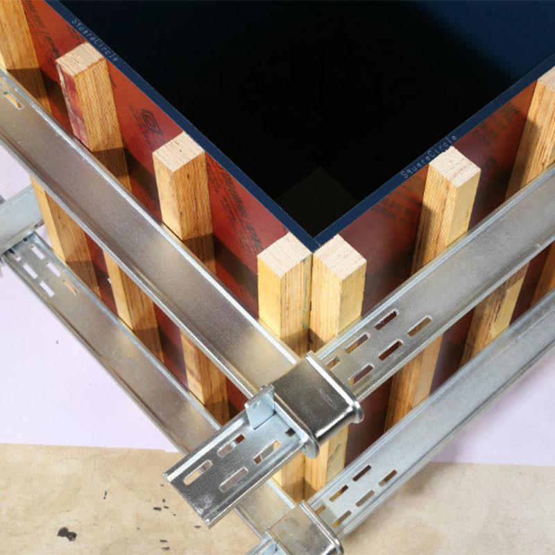 方柱紧固件 柱子模板尺寸900mm~1200mm方