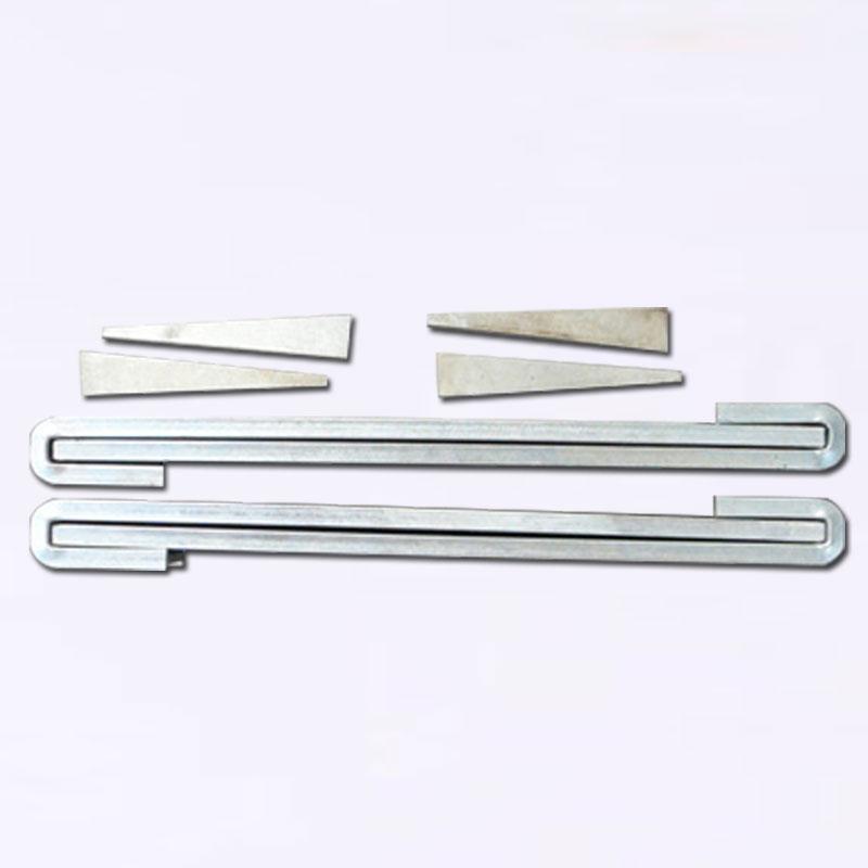 方柱模板加固件 方圆方柱卡箍 新型柱