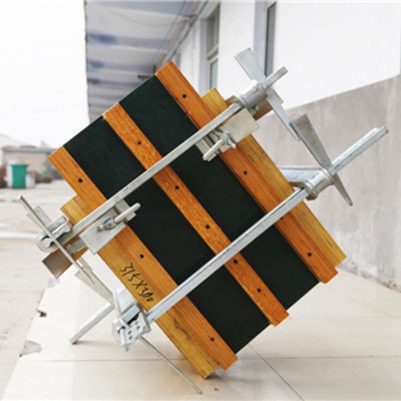 新型方柱方圆扣 方柱模板加固件 加固