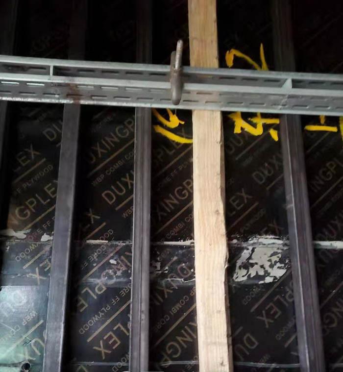山东剪力墙模板加固件