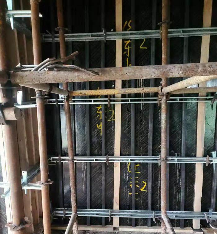 大兴安岭工地剪力墙加固件