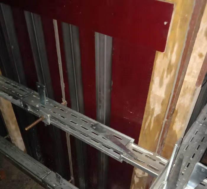 泰州剪力墙模板支撑系统