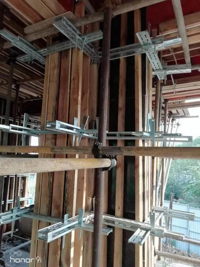 潍坊工地剪力墙加固件