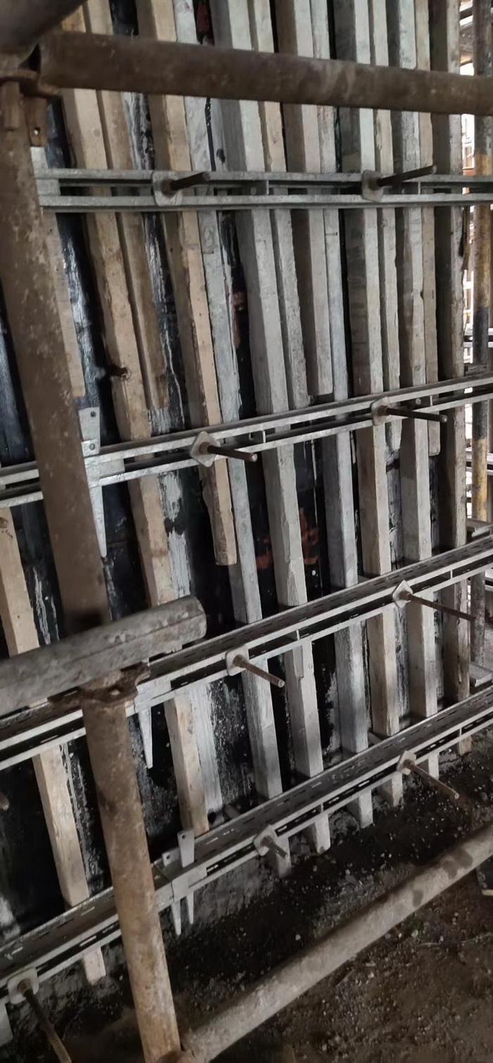 贺州剪力墙模板支撑系统