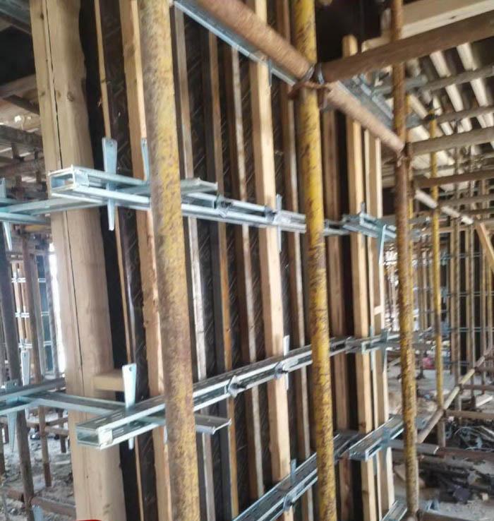 台州工地剪力墙加固件