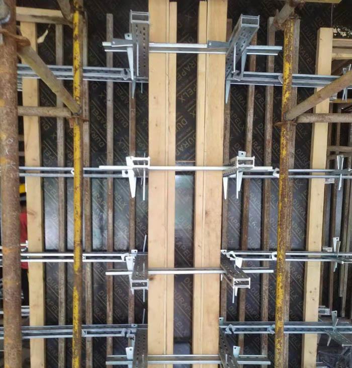 广西剪力墙模板支撑系统