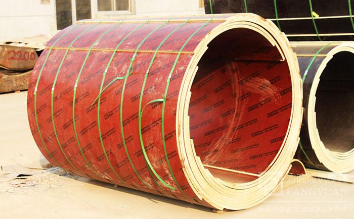 江西圆柱木模板
