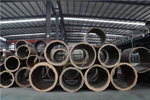 山西圆柱木模板