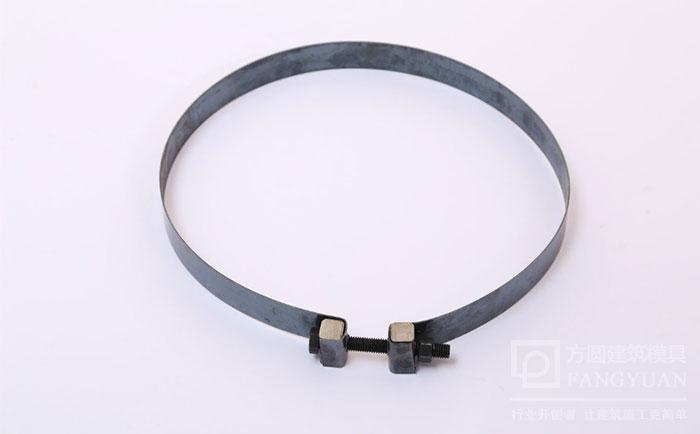 圆柱子模板螺母式抱箍
