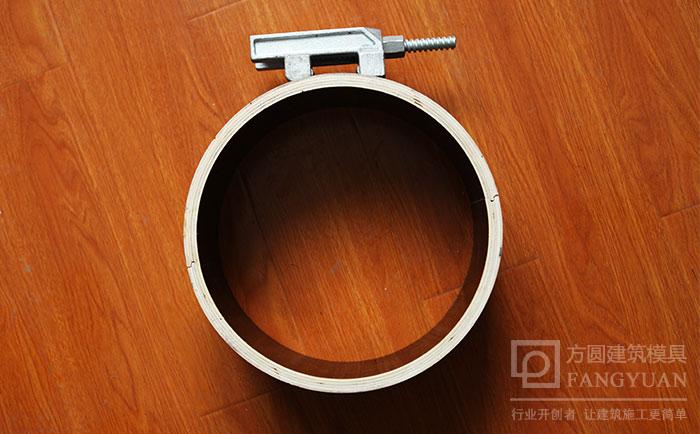 标准厚度的建筑圆模板