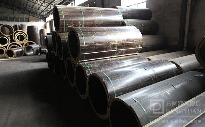 天津圆柱木模板