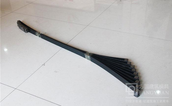 圆柱模板加固钢带