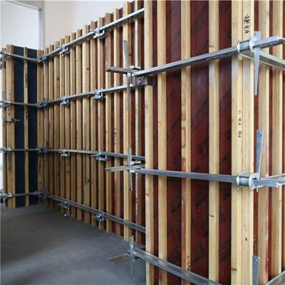 建筑模板支撑体系