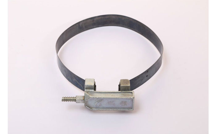 可扣式加固钢带