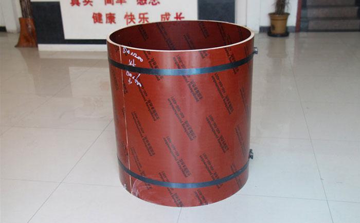西安圆柱木模板