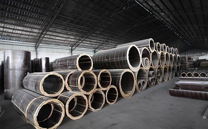 木质圆柱子模板厂家