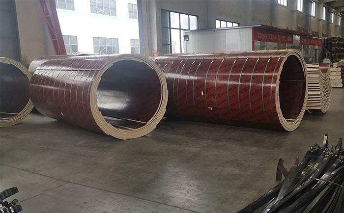 贵州木质圆柱模板