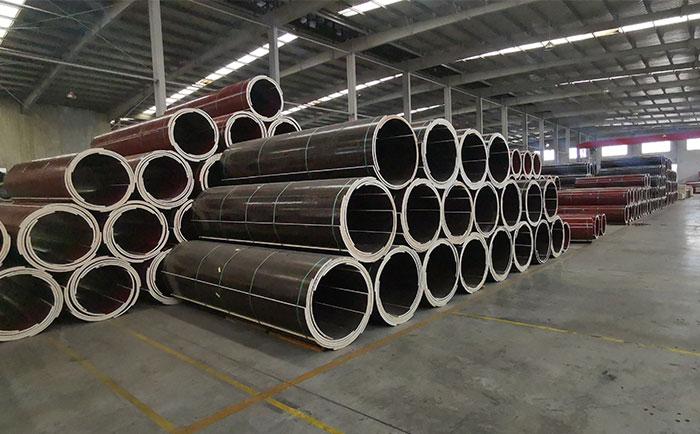 桂林木制圆形柱模板