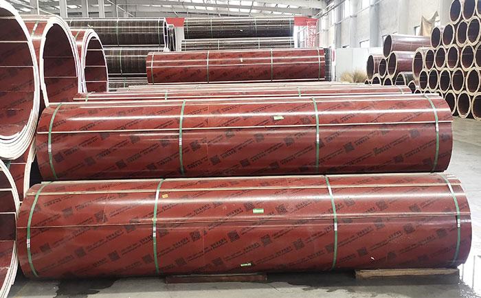 梧州木质圆柱模板