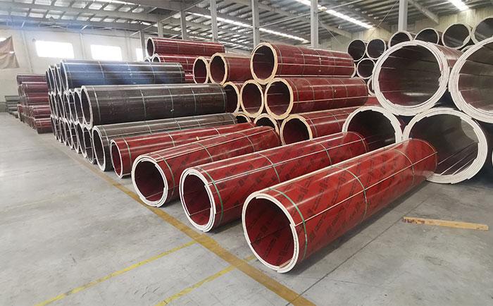 贵港木质圆柱模板