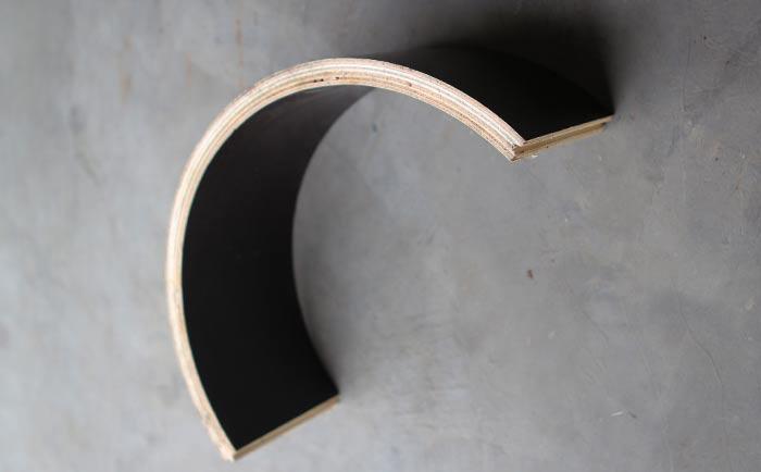 圆柱模板制作厚度标准