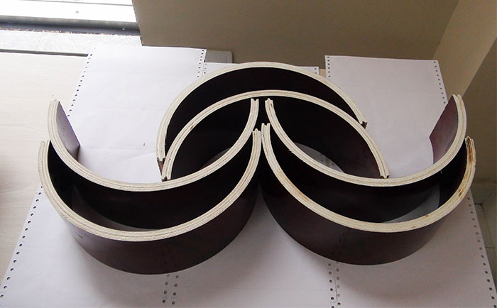韶关木质圆柱模板