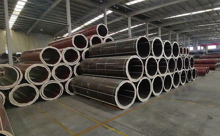 梅州木质圆柱模板厂家