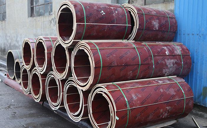 唐山圆柱木模板