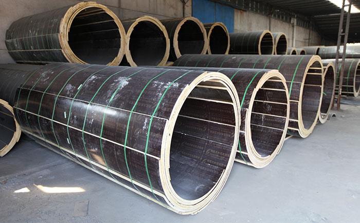 吕梁混凝土圆柱模板