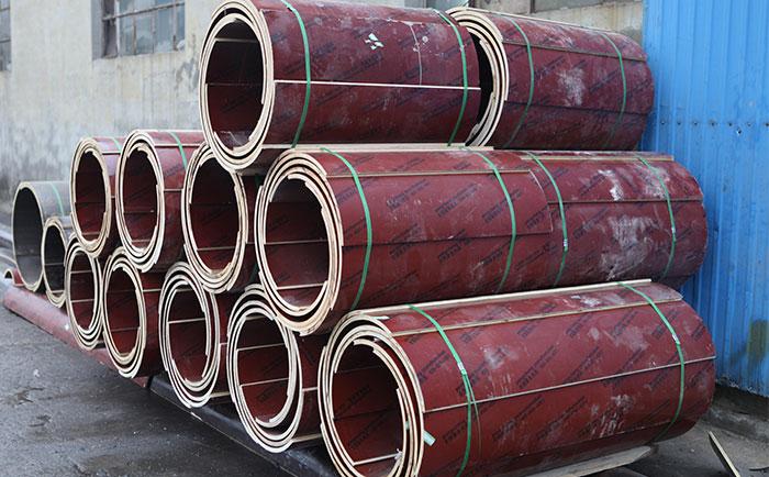 沧州木圆柱模板