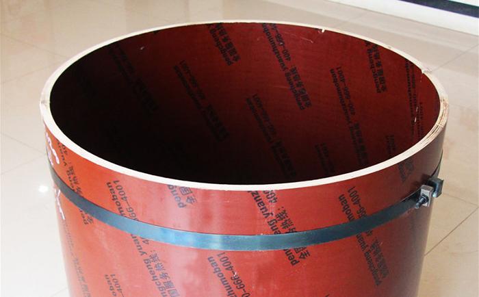 忻州木制圆柱子模板