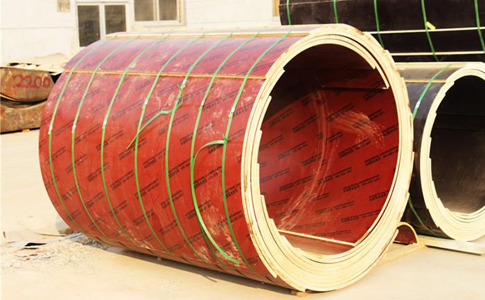 盘锦圆柱木模板