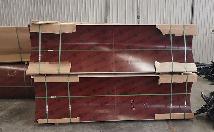 丹东圆柱木模板