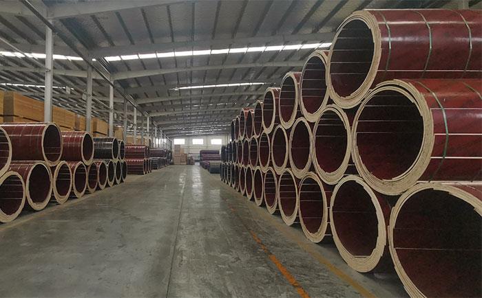 木质圆柱模板厂家