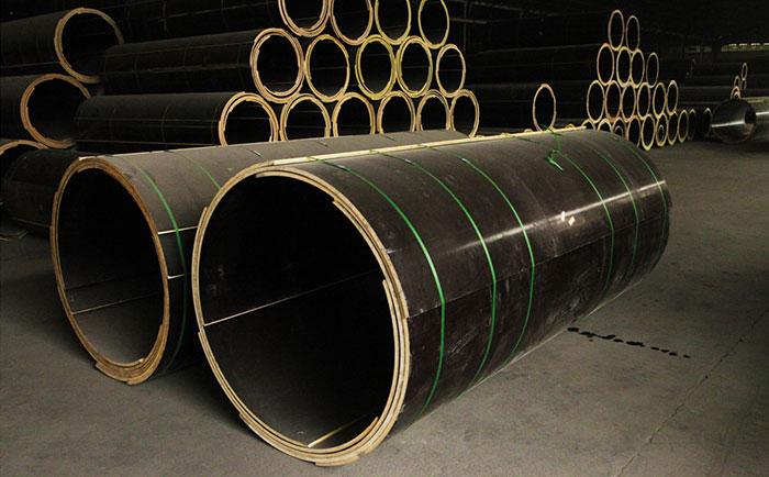大连木质圆柱模板
