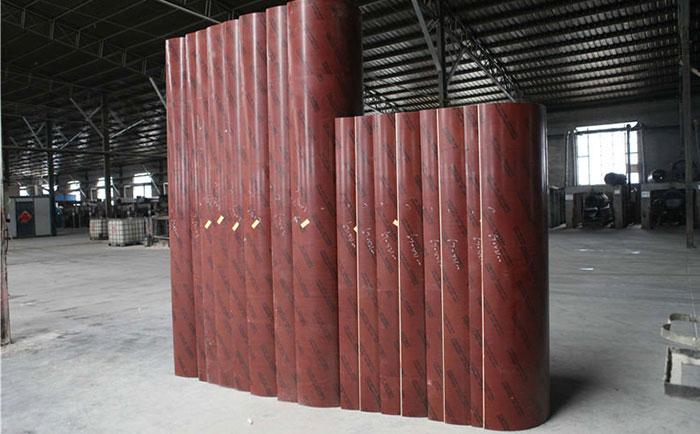 长春圆柱木模板