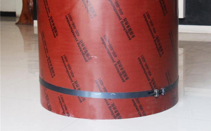 锦州木质圆柱模板