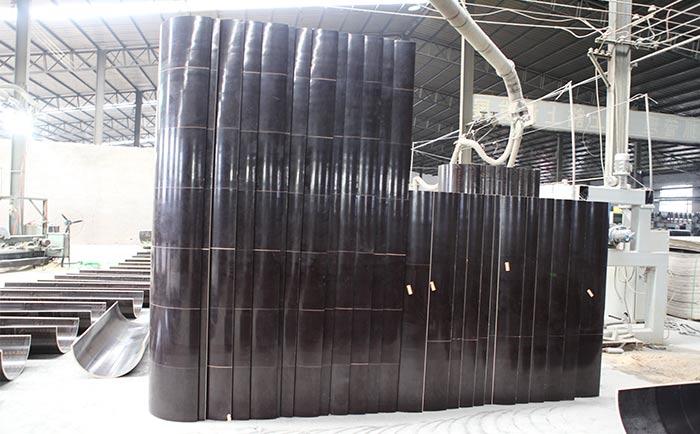 大连圆柱木模板