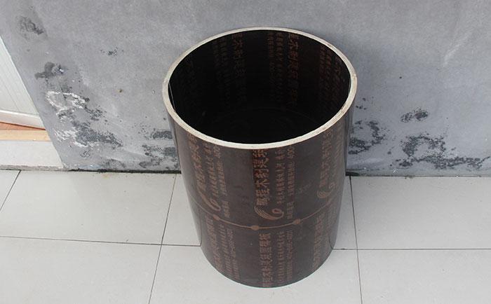 锦州木圆柱模板