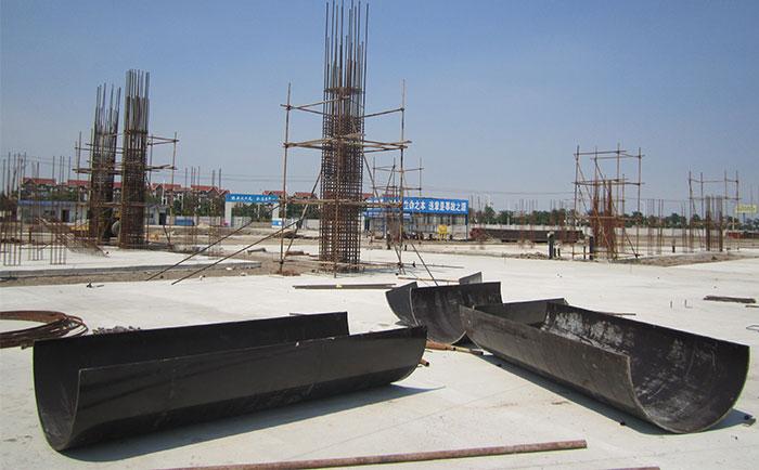 黑龙江木质圆柱模板