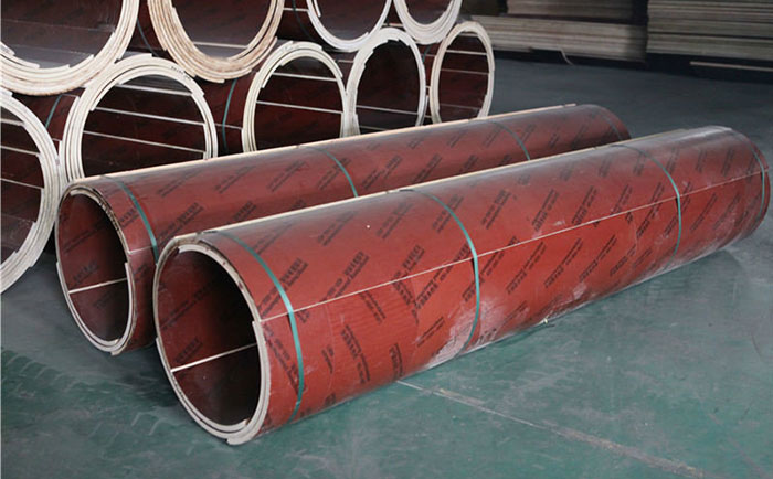 松原圆柱木模板